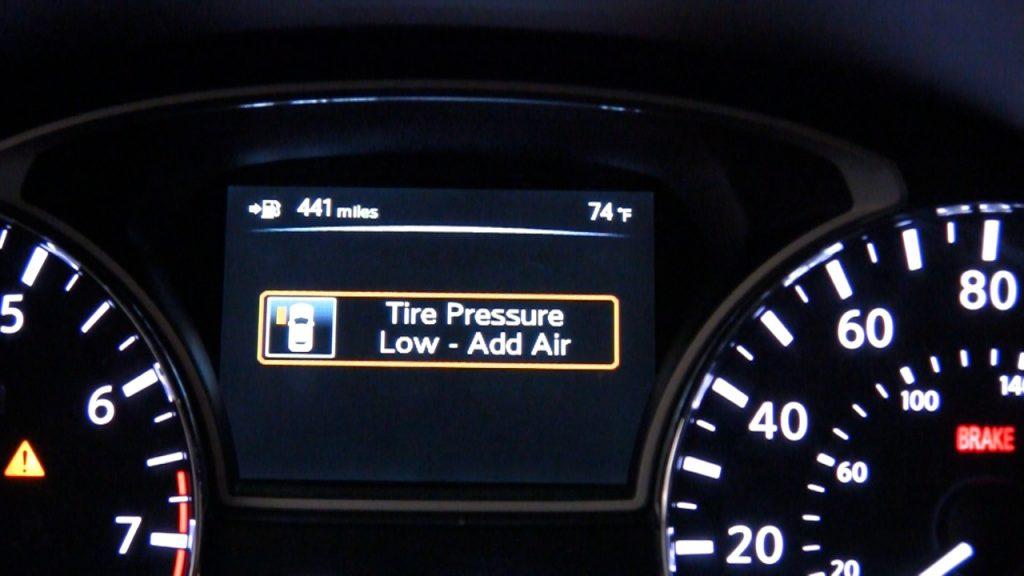 moniteur de pression des pneus